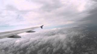 Delta A320 Takeoff from Hartsfield-Jackson Atlanta International Airport (ATL)