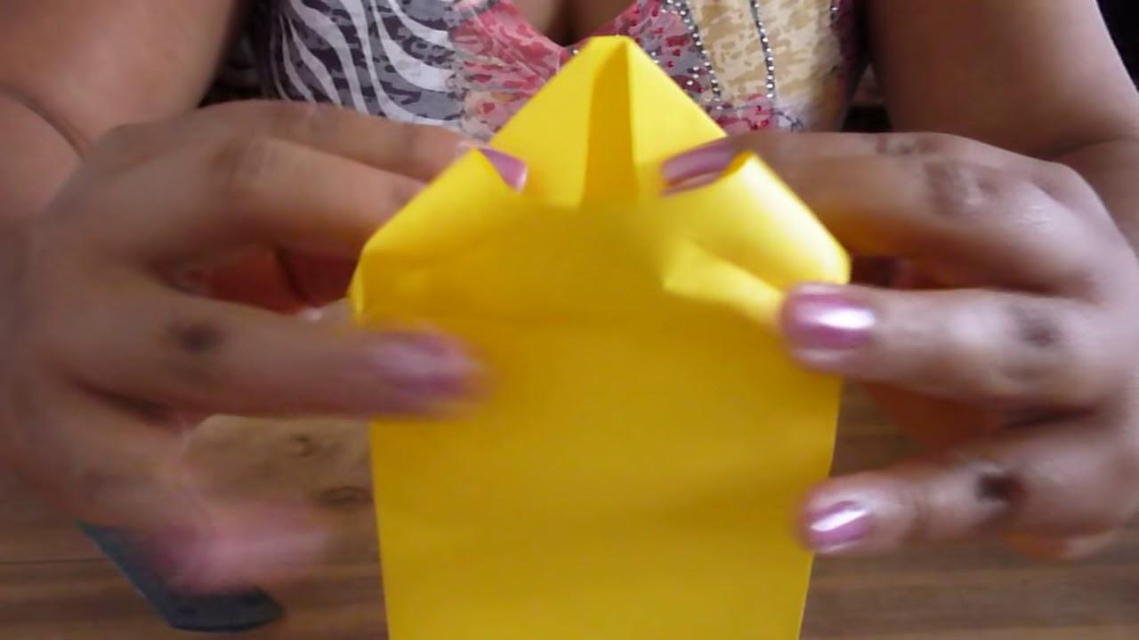45aaaccb0 Bolsa de papel para regalo - YouTube