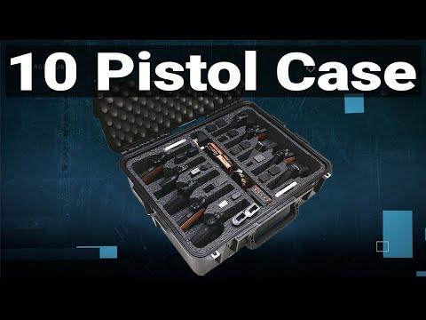 10 Pistol Case - Video
