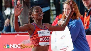 Chicago Marathon 2019: Women's world record shattered by Brigid Kosgei | NBC Sports