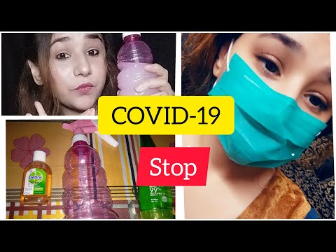how-to-make-a-homemade-bacteria-germs-virus-killer-spary-/covid-19-stop/-hira's-beauty-corner