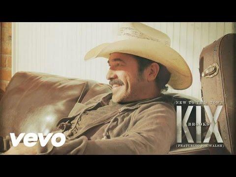 Kix Brooks - New To This Town (Audio) ft. Joe Walsh