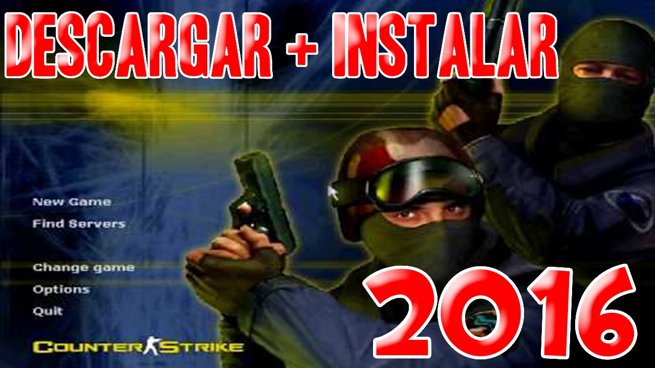 descargar counter strike 1 6 no steam español