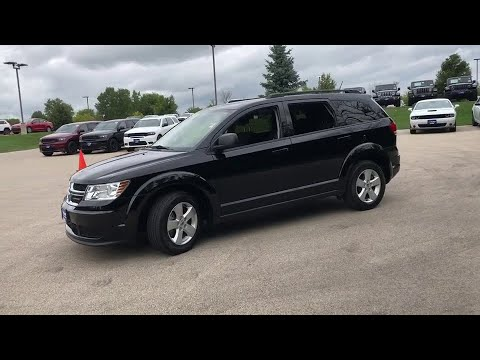 2018 Dodge Journey Racine, Milwaukee, Waukesha, Franklin, Kenosha, Wisconsin P5985