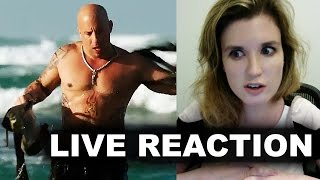 XXX Return of Xander Cage Trailer Reaction