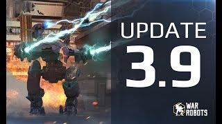 War Robots 3.9 🔥 ultimate GUIDE WR update