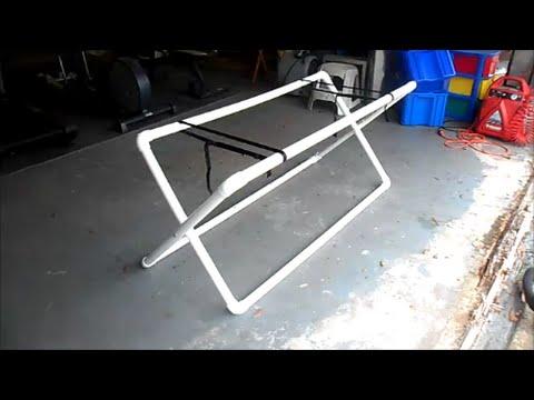 Kayak Stand Build YouTube
