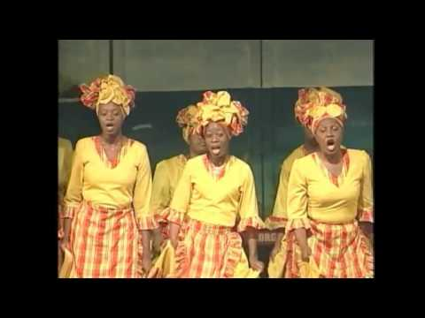 TOBAGO FOLK SONGS - Compiled and Arranged by John Arnold