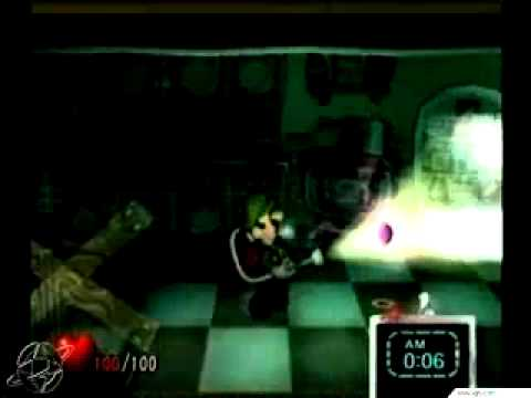 Video Luigi S Mansion E3 2001 Trailer Luigi S Mansion