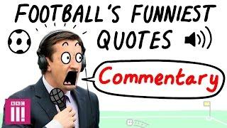 Baixar When commentators LOSE it I Football's Funniest Quotes