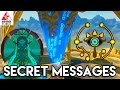 Zelda Breath of the Wild Secret Messages! - Sheikah Text Decoded