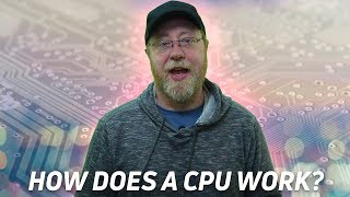 How does a CPU work?