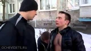 борзый разговор с полицейским