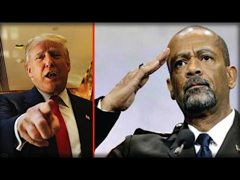 BREAKING: TRUMP JUST POINTED TO SHERIFF CLARKE AND GAVE HIM THE SURPRISE OF HIS LIFE!