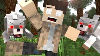 IF MINECRAFT WAS REALISTIC ! - Minecraft Animation