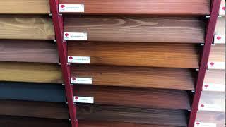 Чем покрасить деревянный дом?Краски для дерева.  Выбор цвета масла LEINOS 2