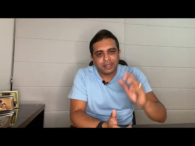 Fernando Rodolfo FUNDEF - Fala sobre sessão do Congresso Nacional
