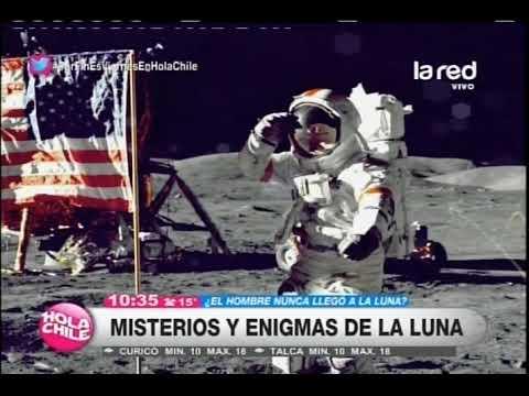 Desentrañamos todos los misterios y enigmas de la Luna en Hola Chile