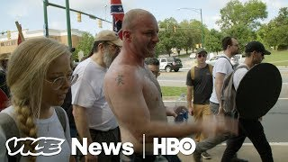 Charlottesville: Race and Terror - VICE News Tonight on HBO
