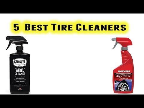 Best Tire Cleaners Buy in 2017