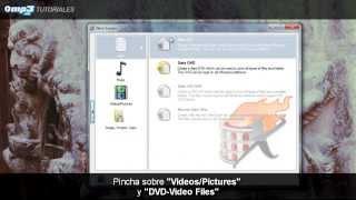 Cómo grabar una película en DVD con Nero - Mp3.es