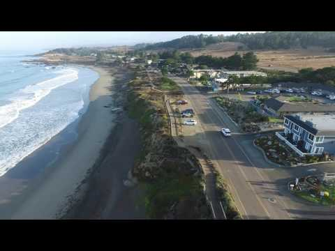 Sample Footage - Moonstone Beach Dr., Cambria, CA