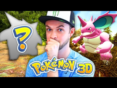 THIS DIDN'T GO TO PLAN...! 😳 - Pokemon 3D #7 (w/ Ali + Clare)
