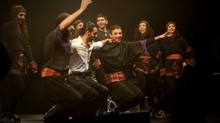 Le Trio Joubran at the Olympia - Dabke [HQ]