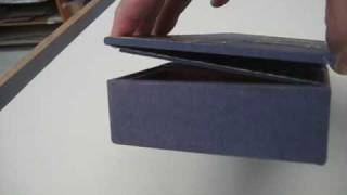 Japanese Hidden Compartment Box