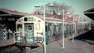 NYC Transit 1970s Slides HD