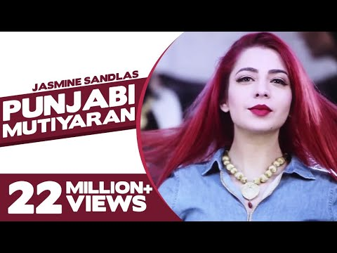 Punjabi Mutiyaran | Jasmine Sandlas | Full Song |Jaidev Kumar | New Punjabi Songs |HSR Entertainment