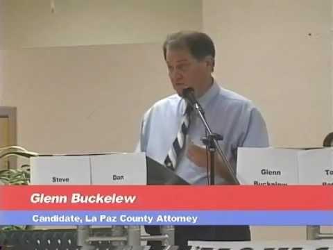 La Paz County Debates 2012 10/09/12