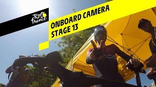 Tour de France 2019: Onboard beelden tijdrit etappe 13