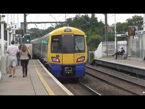 London Overground Observations 2017
