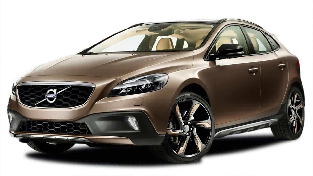 volvo v40 cross country d2 advance powershift youtube
