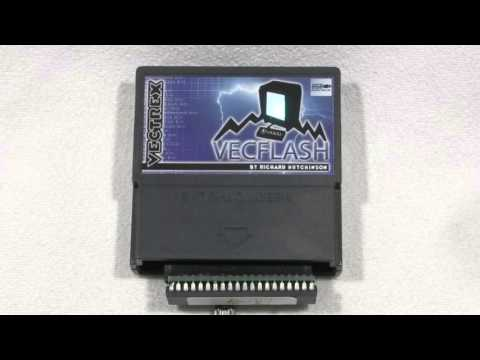 VecFlash USB Classic Gaming Expo 2007 Auction Night Special Edition - For Vectrex