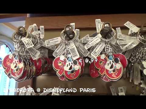 Disneyland Paris New Century Notions Shop 2/4 ALL PRICES DisneyOpa