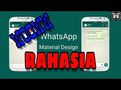 RAHASIA WhatsApp yang HARUS KAMU KETAHUI