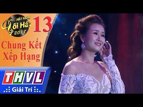 THVL | Hãy Nghe Tôi Hát Mùa 3 – Tập 13[4]: Nhớ Nhau Hoài - Võ Hạ Trâm