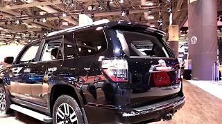 2018 Toyota 4Runner Limit SC Premium Features | New Design Exterior And Interior | First Impression