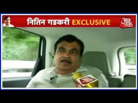 Transport Minister Nitin Gadkari Reveals Plan For Making Delhi Jam Free