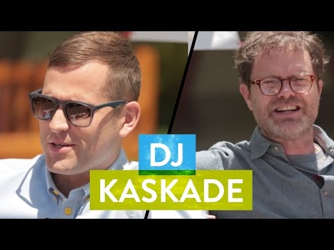 Rainn Wilson & DJ Kaskade on the Conversation Couch!