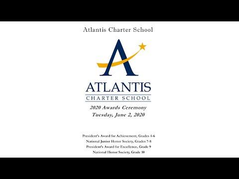 Awards Ceremony 2020 of Atlantis Charter School