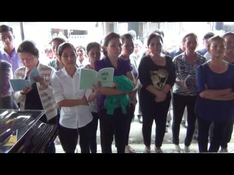 Dam tang Teresa Hoang Thi Phuong Trang  - Phan 2