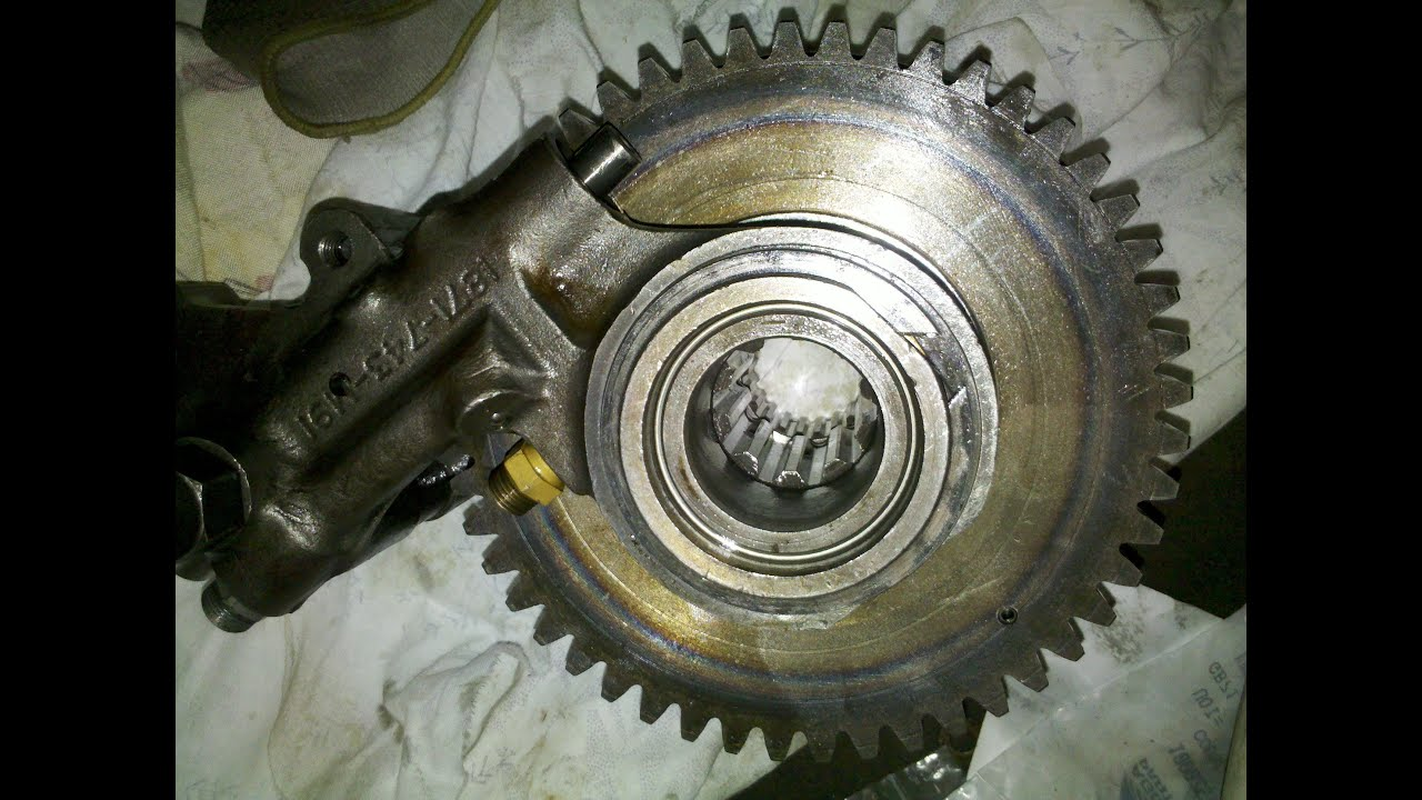 MF 165 Multi Power  Independent Power Take Off Clutch