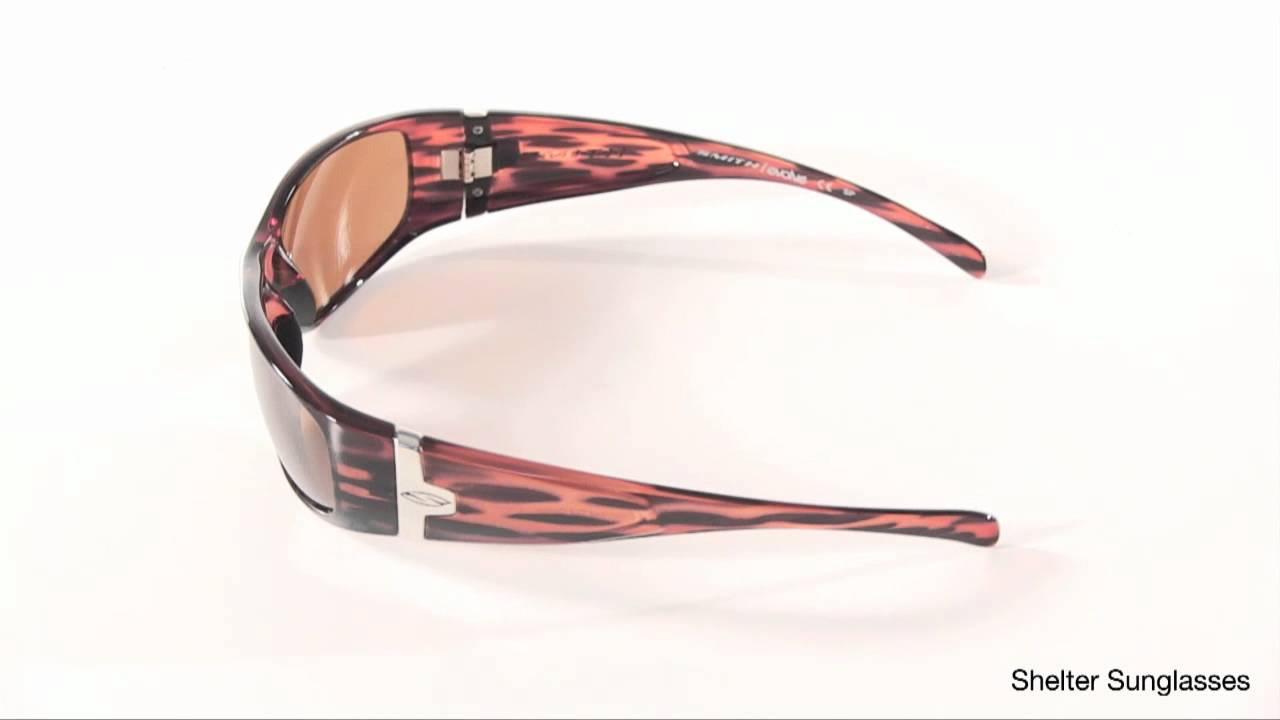 8a335ebb64d03 Smith Optics Shelter Sunglasses - Polarized - YouTube