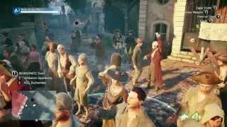 Assassin's Creed Unity - Gamescom 2014 Solo-Demo (Commented) [EN]