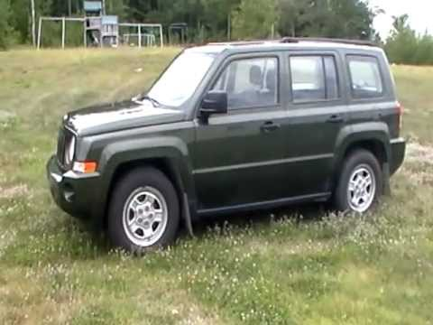 2008 jeep patriot manual transmission reviews