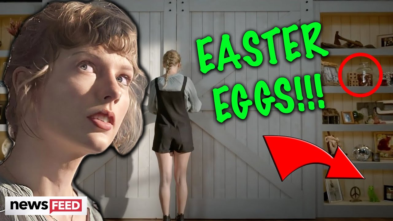 Every 'Folklore' Easter Egg Taylor Swift SNUCK Into TV Commercial!