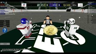 ROBLOX FOOTBALL!: 63e VS Nr8 OMG RNG...